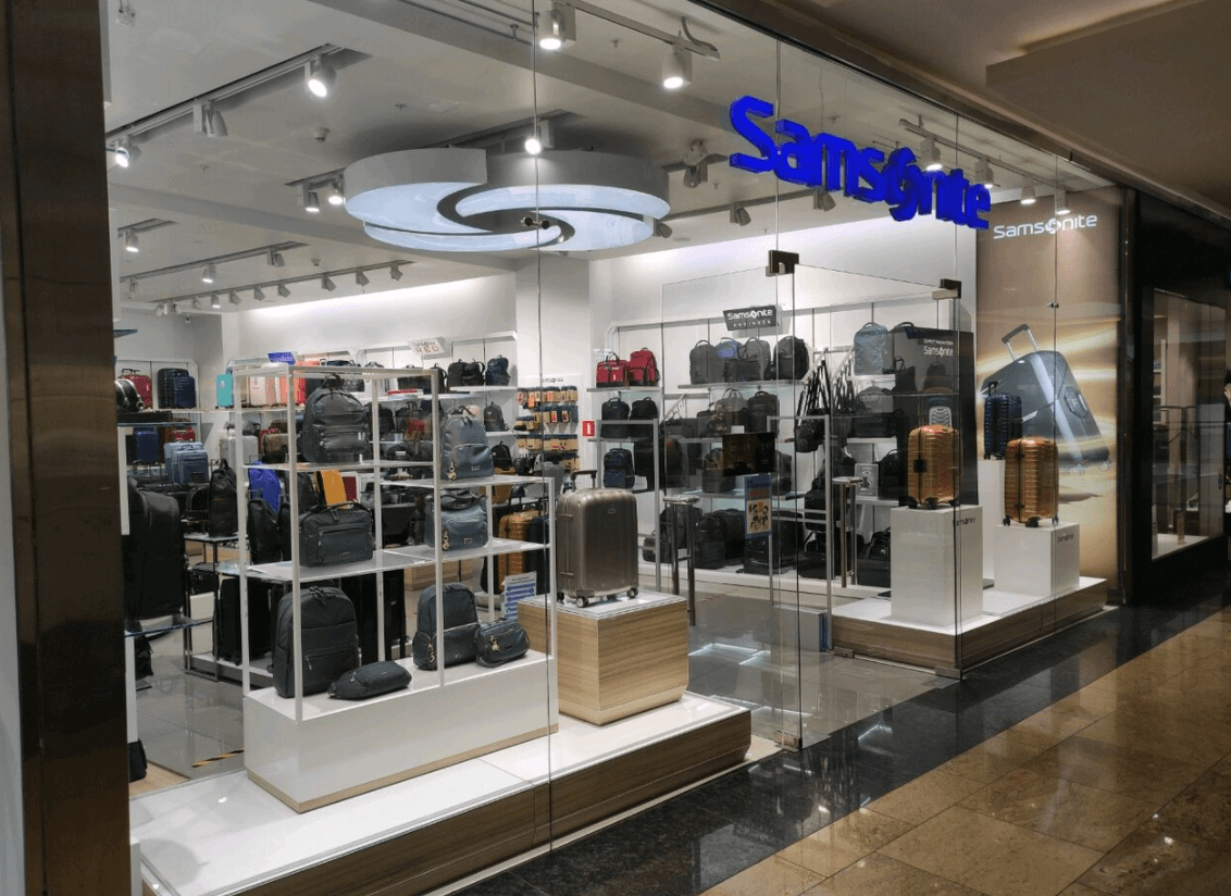 Samsonite, вид 1