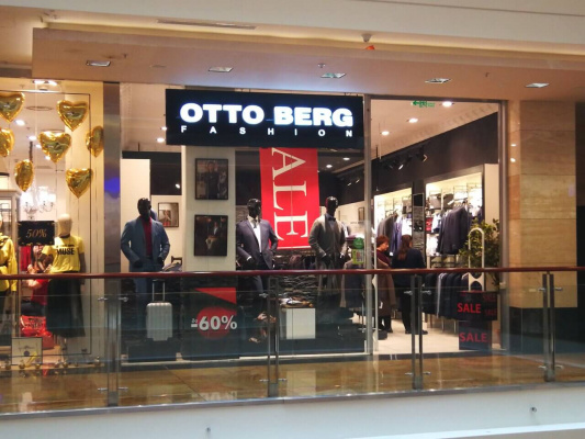 OTTO BERG Fashion
